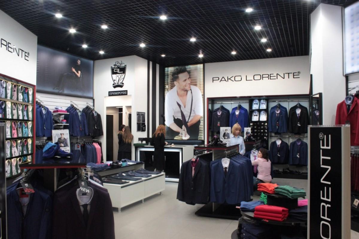 Відкриття магазину Pako Lorente