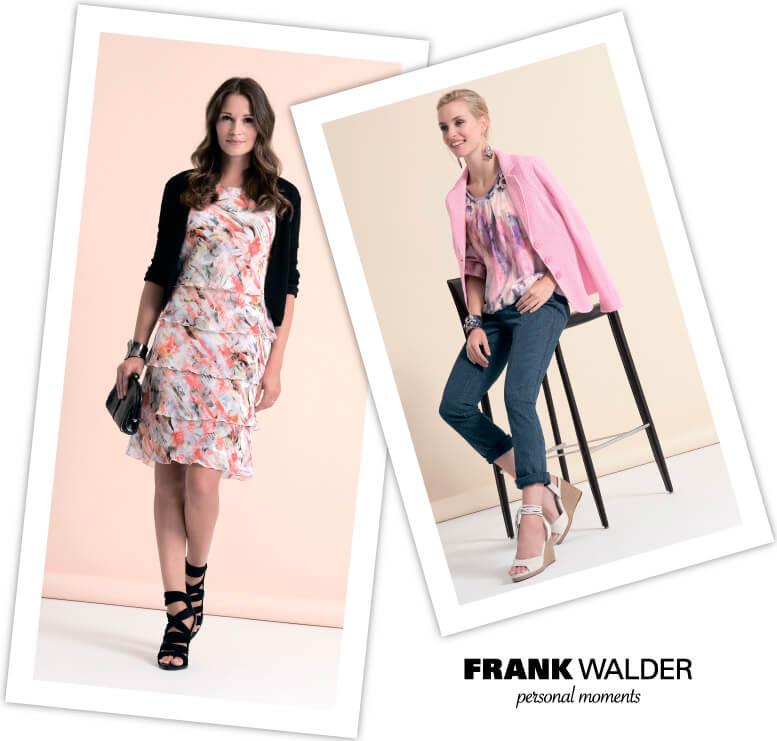 Новинки від Frank Walder