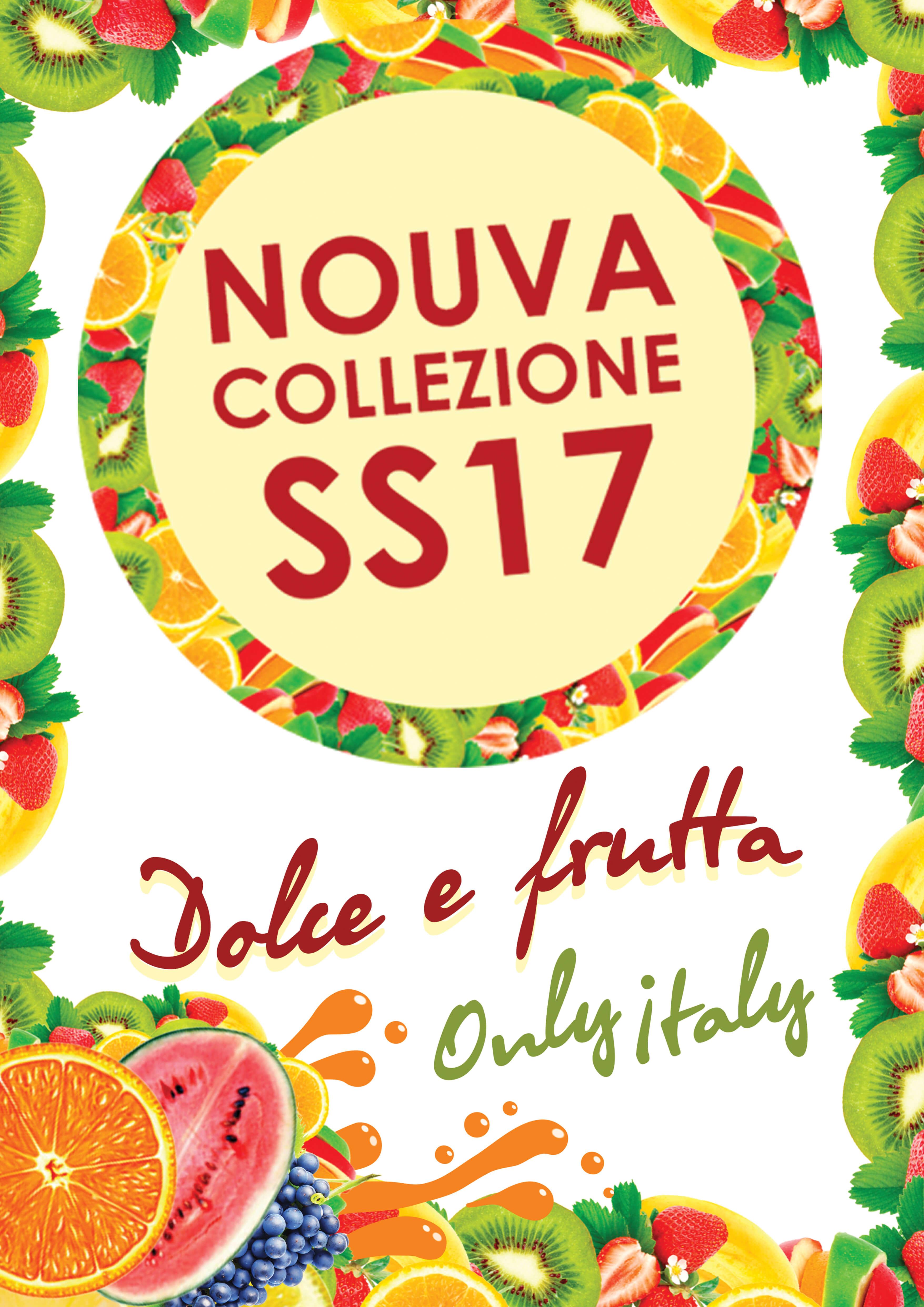 Нова колекція Only Italy весна-літо 2017