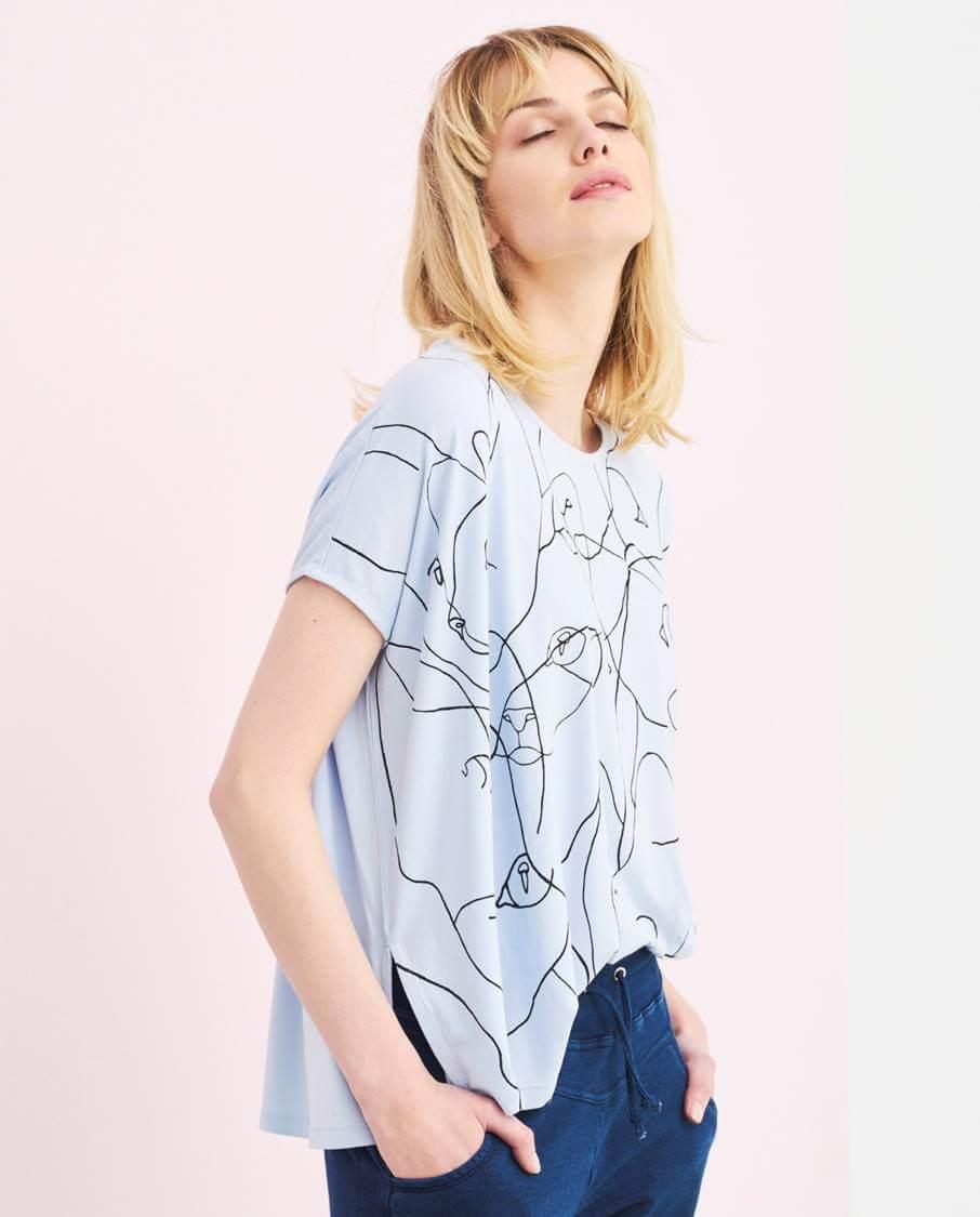 Легкі топи та блузи в колекції Femestage