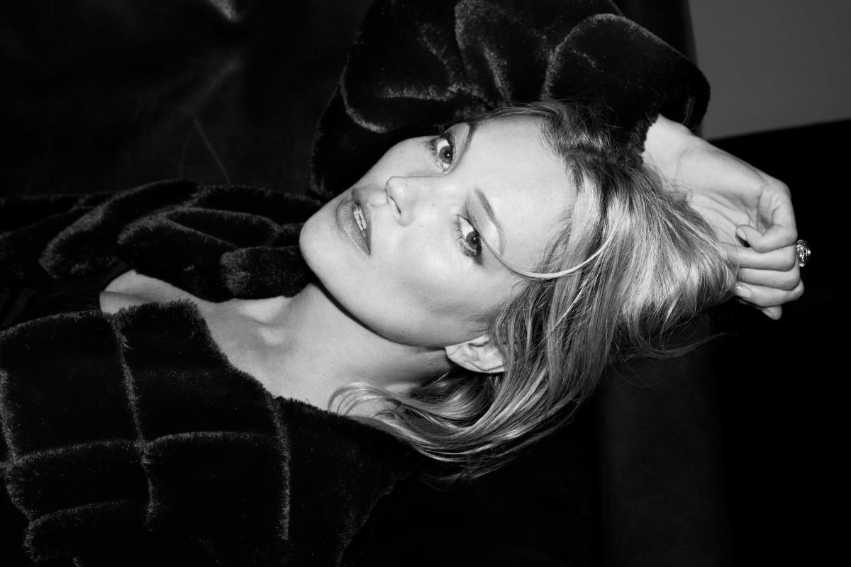 Кейт Мосс - лице бренду Reserved