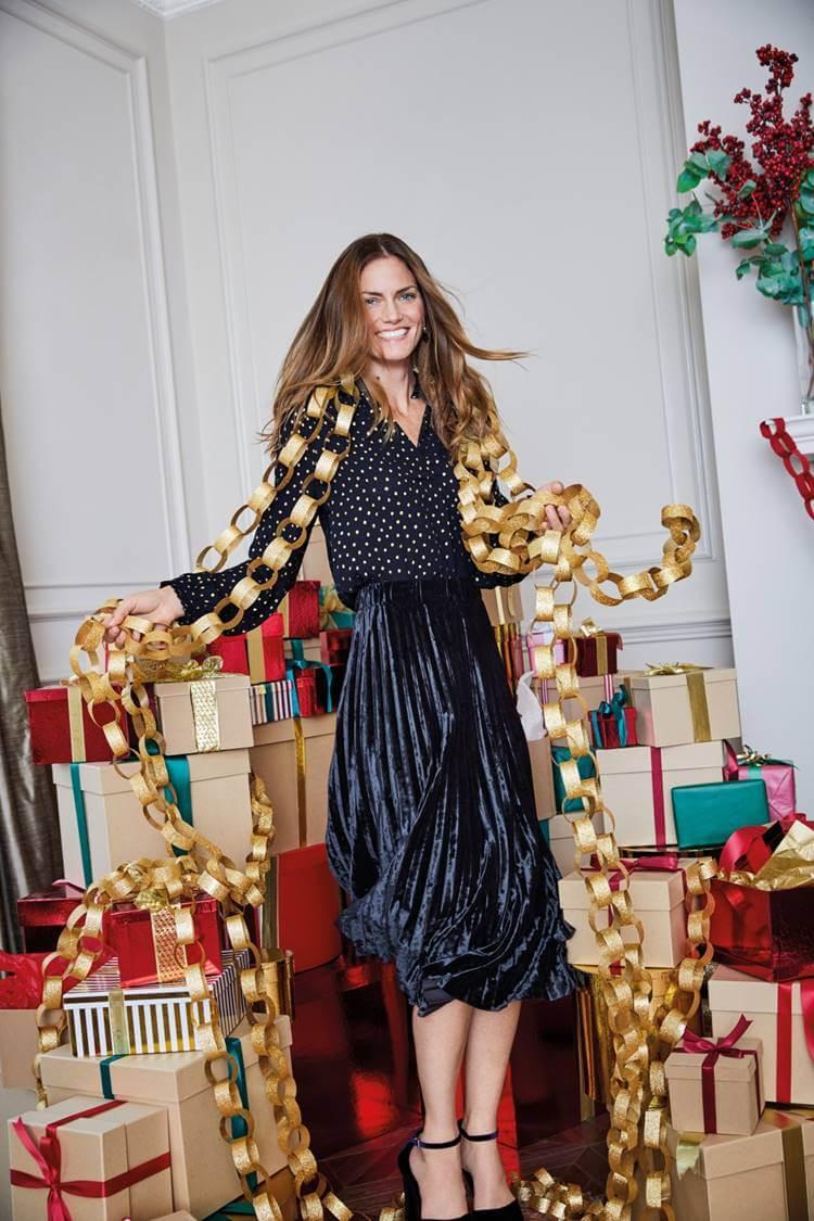 PARTY TIME! Найкраще вбрання для зимових свят в колекції Marks & Spencer