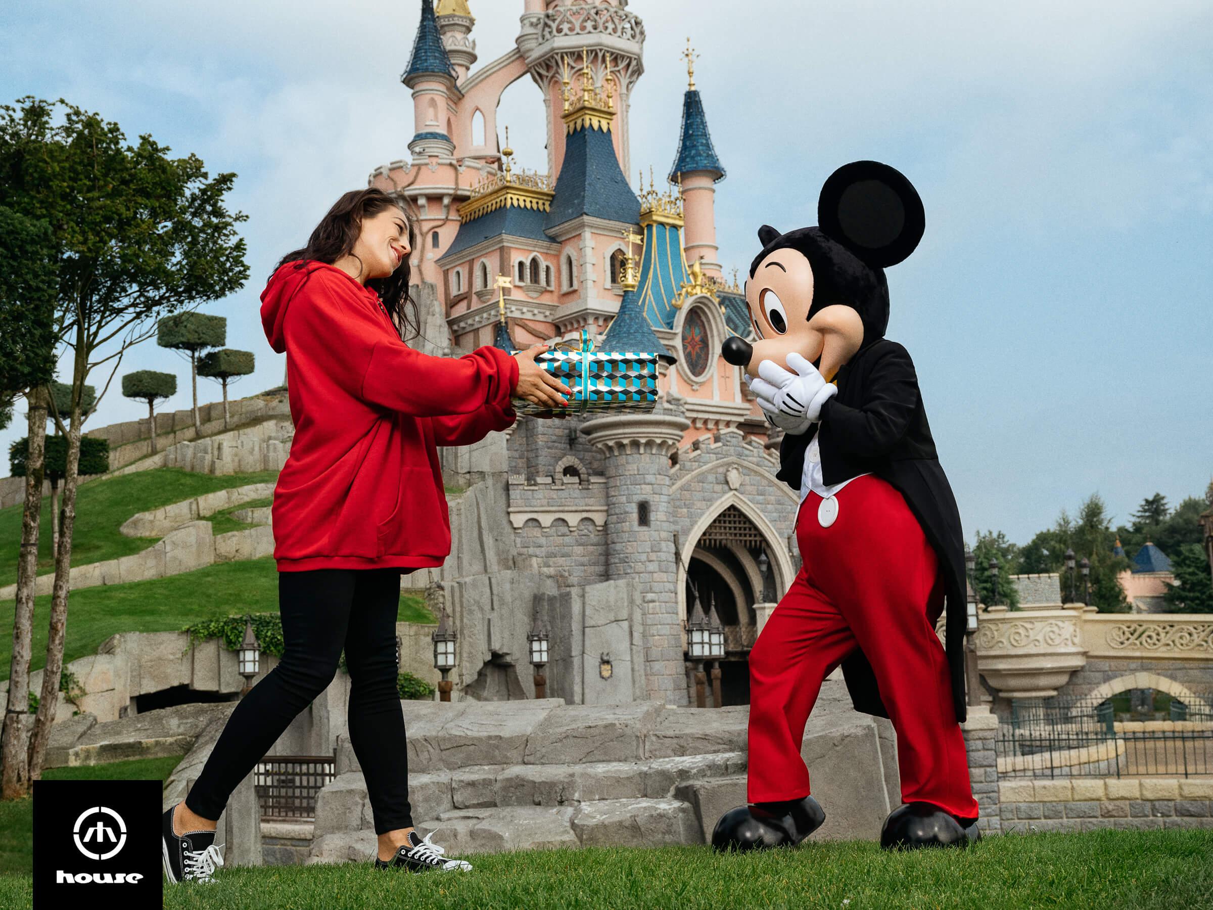 Нова колекція Mickey Mouse House