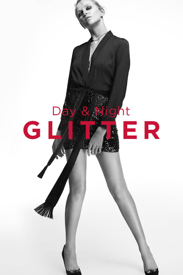 MOHITO Carnival Collection DAY AND NIGHT GLITTER AW 2018