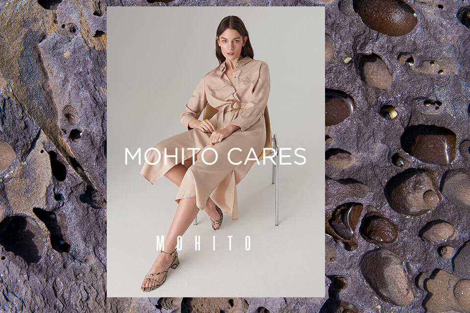 Нова Колекція від MOHITO / MOHITO CARES