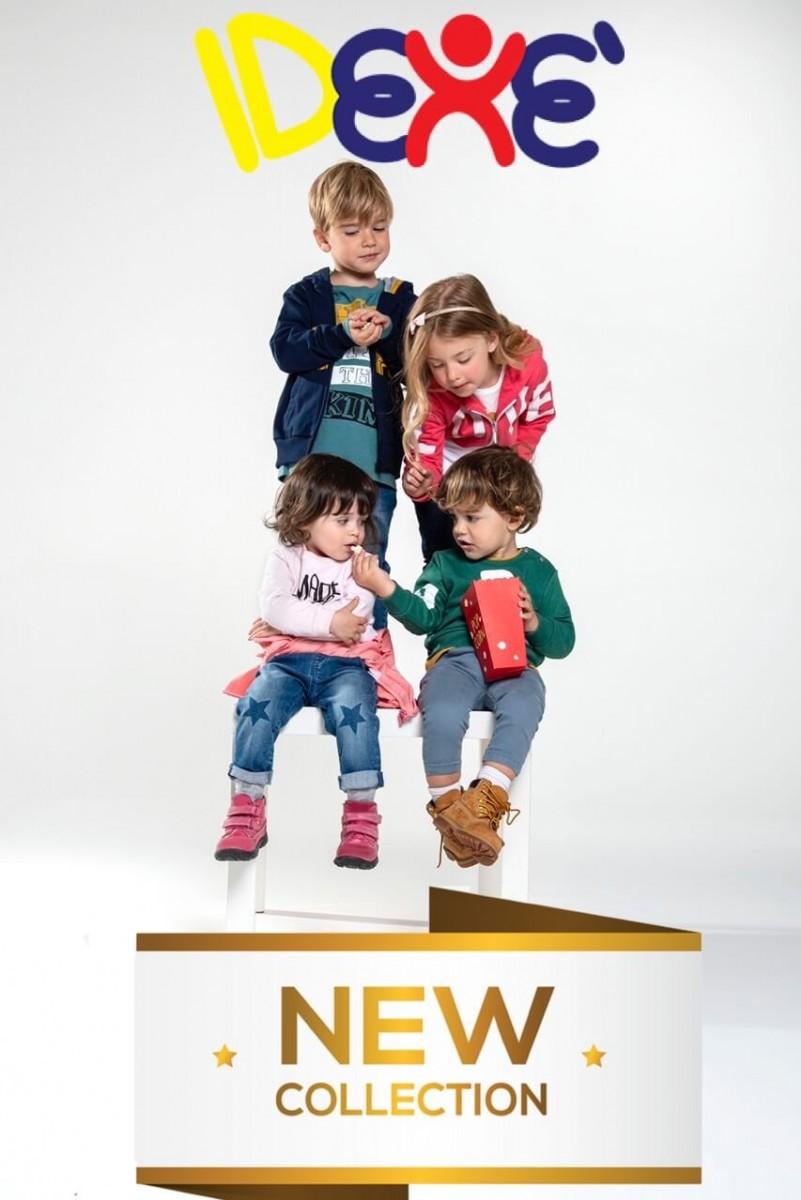 Нова «Осіння колекція»  в дитячому магазину IDEXE!