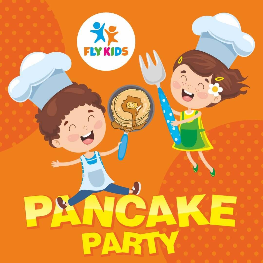 Pancake party у Fly Kids!