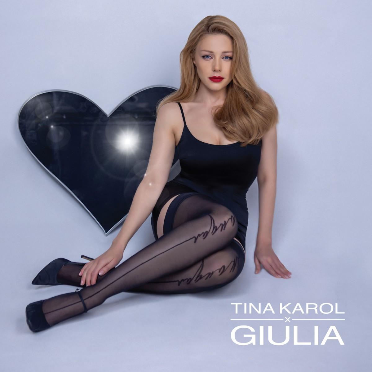 GIULIA представляє колаборацію з Тіною Кароль!