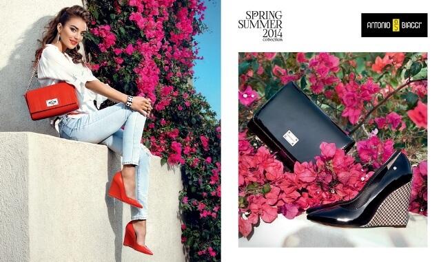 Нова колекція Spring-Summer`14 Antonio Biaggi