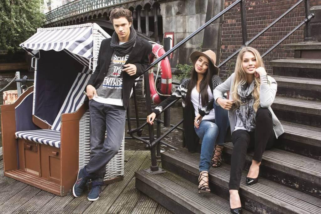 COLIN'S представляє іміджеву кампанію осінь-зима 2014-15