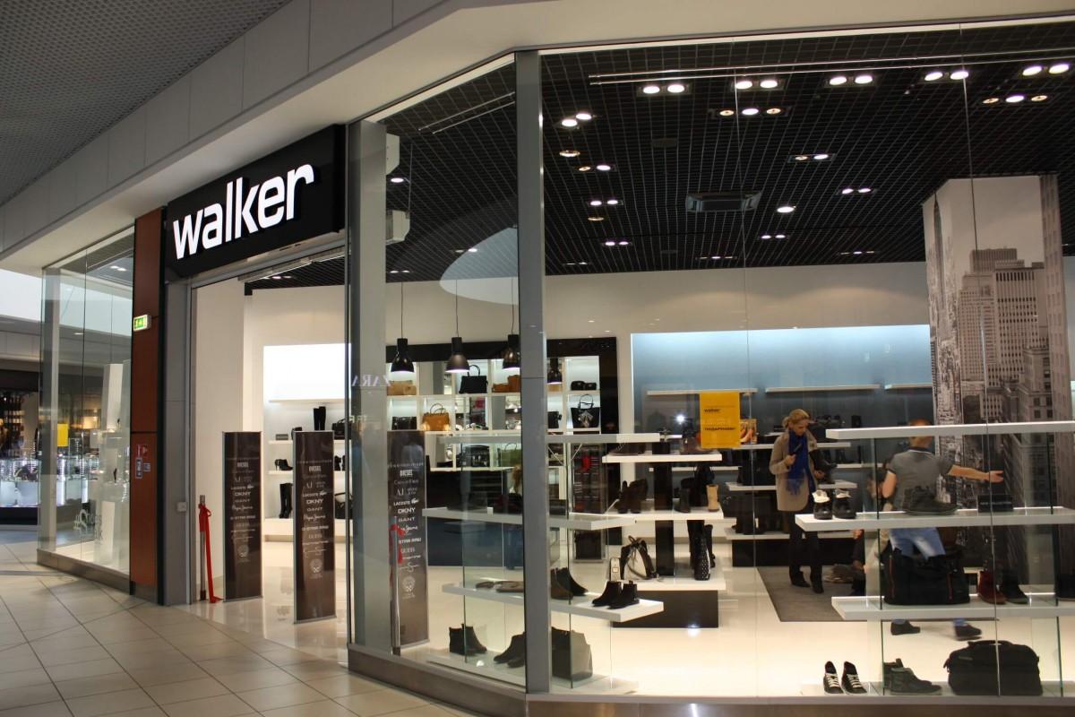 Відкриття магазину Walker