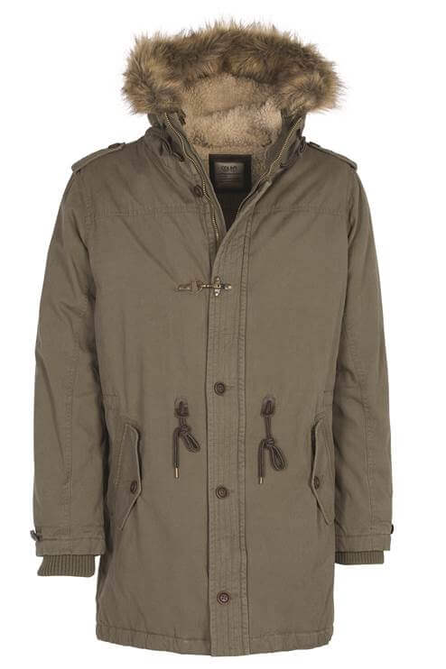 ГРА НА ЗІГРІВАННЯ:Жіночі та чоловічі куртки в колекції COLIN'S осінь/зима 2014-15
