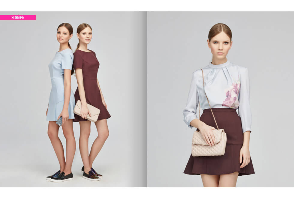 Всі тренди майбутнього сезону в лукбуці Kira Plastinina весна-літо 2015