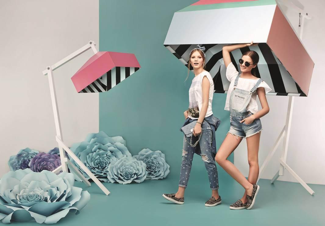 HELLO DENIM! Кіра Пластініна представляє дебютну джинсову лінійку