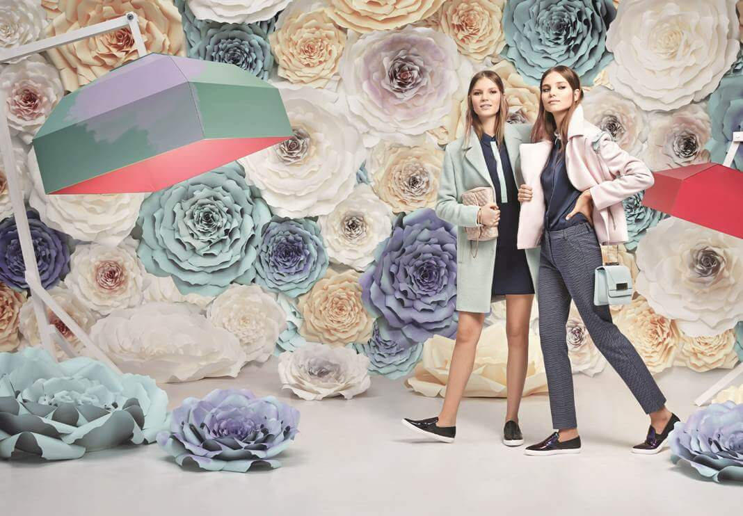 ЧАРІВНИЙ СВІТ - Kira Plastinina представляє іміджеву кампанію колекції весна-літо 2015