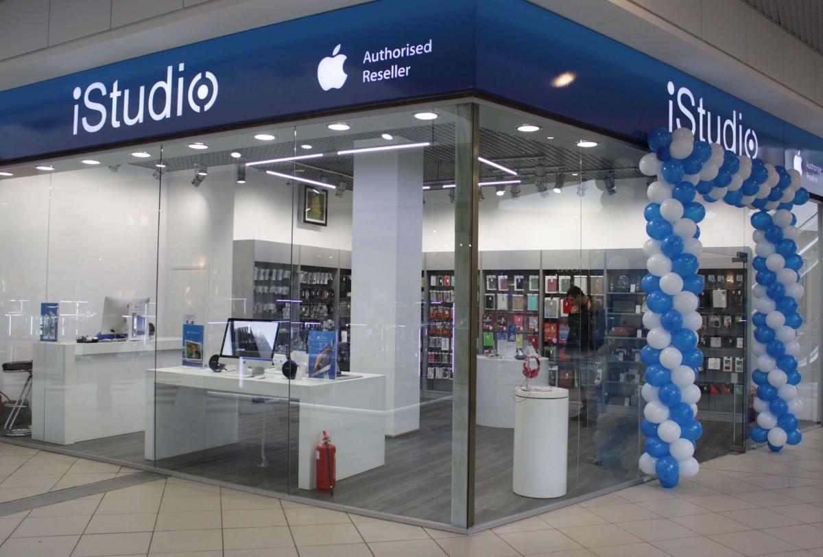 Відкриття нового магазину iStudio,у ТРЦ King Cross Leopolis